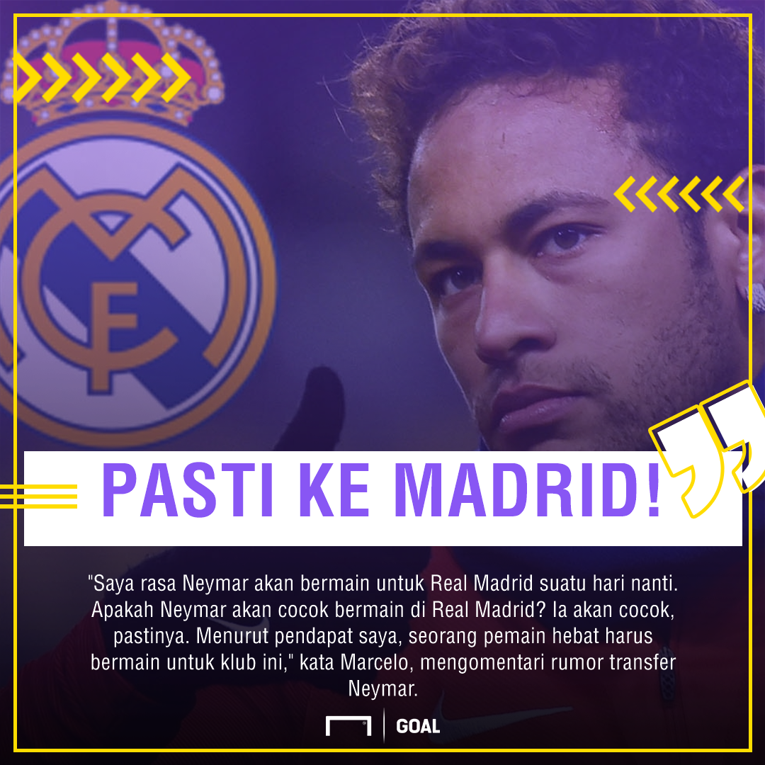 GFXID - Neymar, PSG, Real Madrid