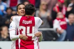 Justin Kluivert + Abdelhak Nouri