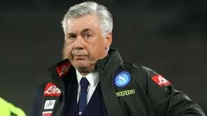 Ancelotti Napoli Cagliari Serie A