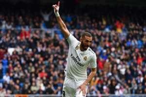 Benzema Real Madrid Athletic Club LaLiga