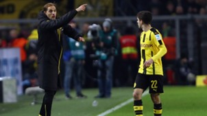 Tuchel Pulisic Borussia Dortmund