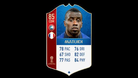 FIFA 18 World Cup France Matuidi