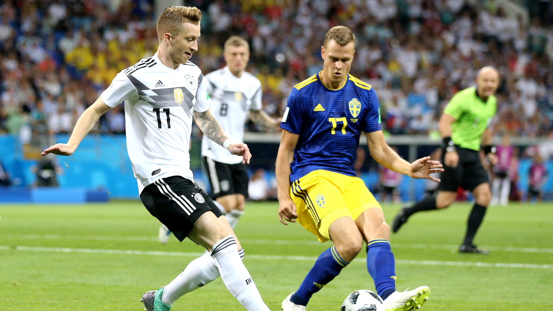 Deutschland Schweden Provokation