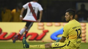 Agustin Rossi Gonzalo Martinez Boca Juniors River Plate Primera Division Argentina 14052017