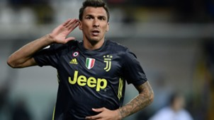 Mandzukic Parma Juventus Serie A