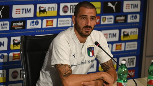 Bonucci Italy press conference