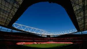 Emirates Stadium Arsenal general view