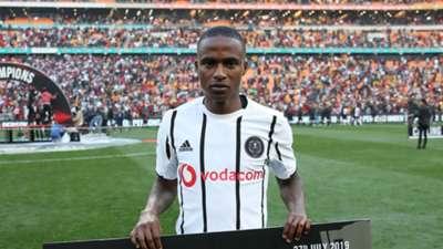 Thembinkosi Lorch Orlando Pirates August 14
