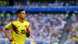 James Rodriguez Kolumbien 23062018