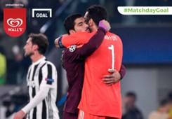Momen Manis Untuk Gianluigi Buffon