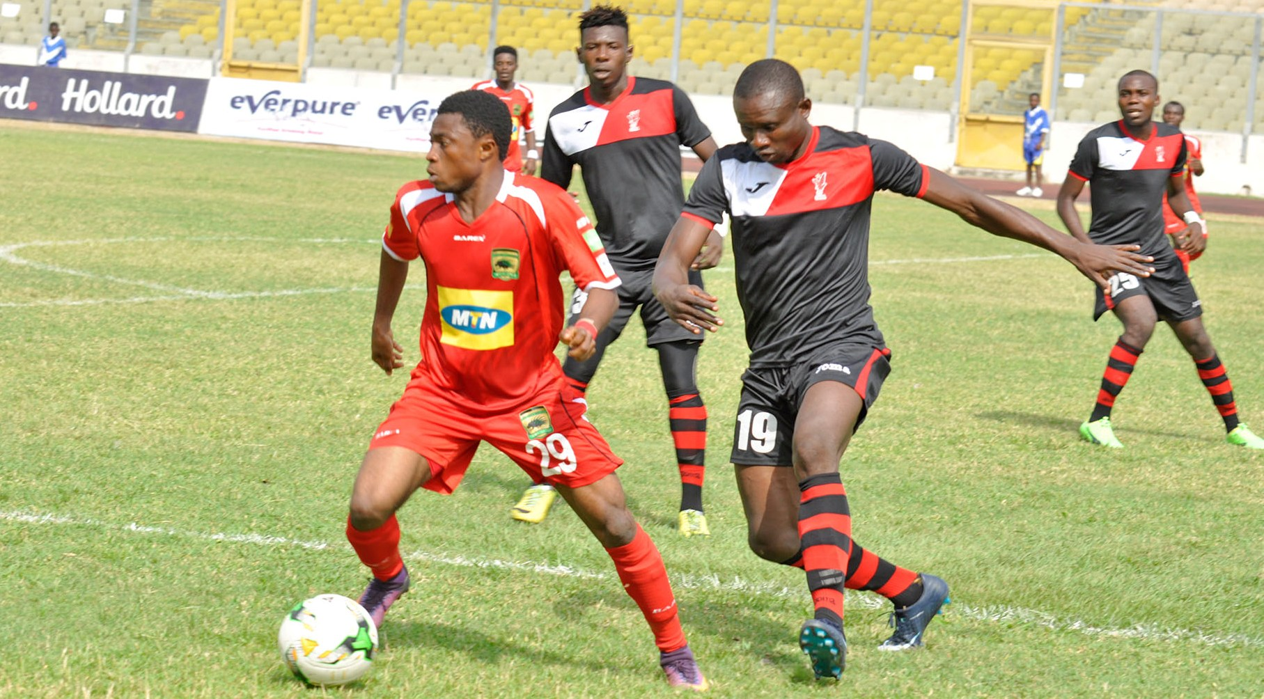 Mohammed Saves Kotoko After Three Penalty Misses