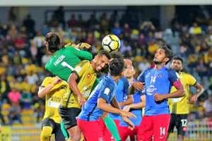 Perak, Johor Darul Ta'zim, Malaysia Super League, 11072018