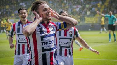 Ben Rienstra, Willem II, Eredivisie 04152018