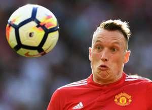 Phil Jones Manchester United