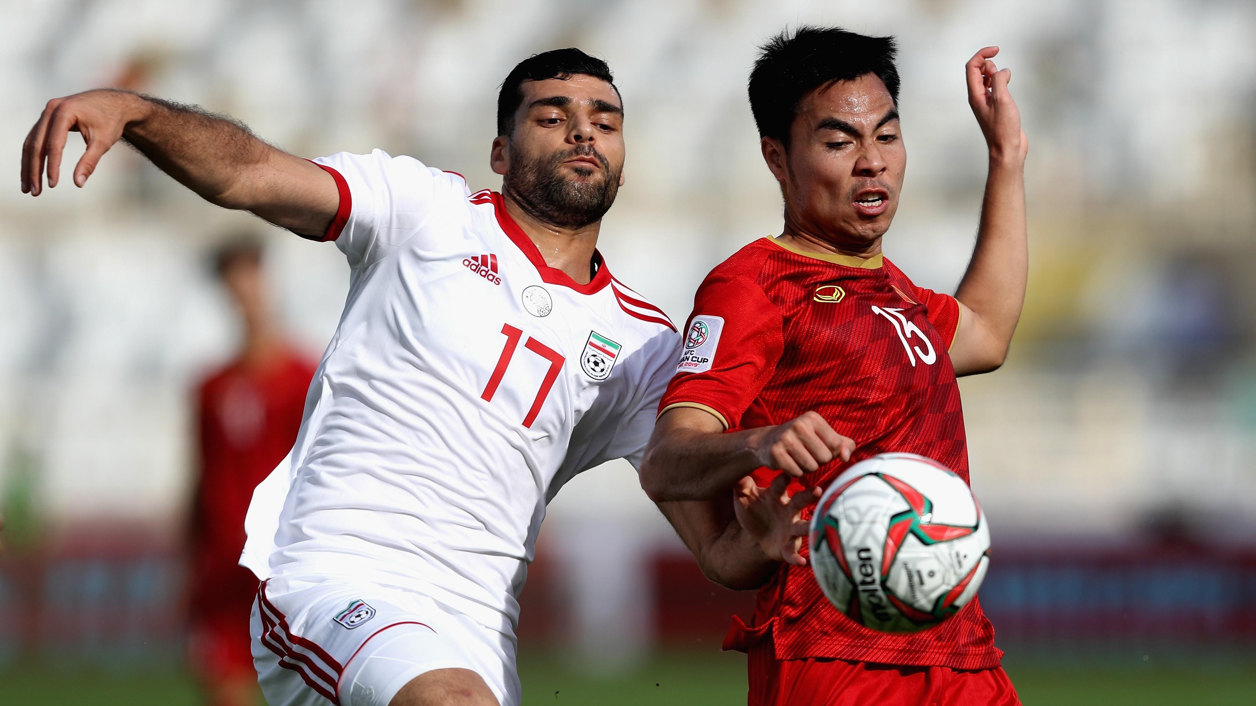 Vietnam vs Iran Asian Cup 2019