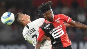 Eduardo Camavinga: Angola teenager named Ligue 1 Player of the Month