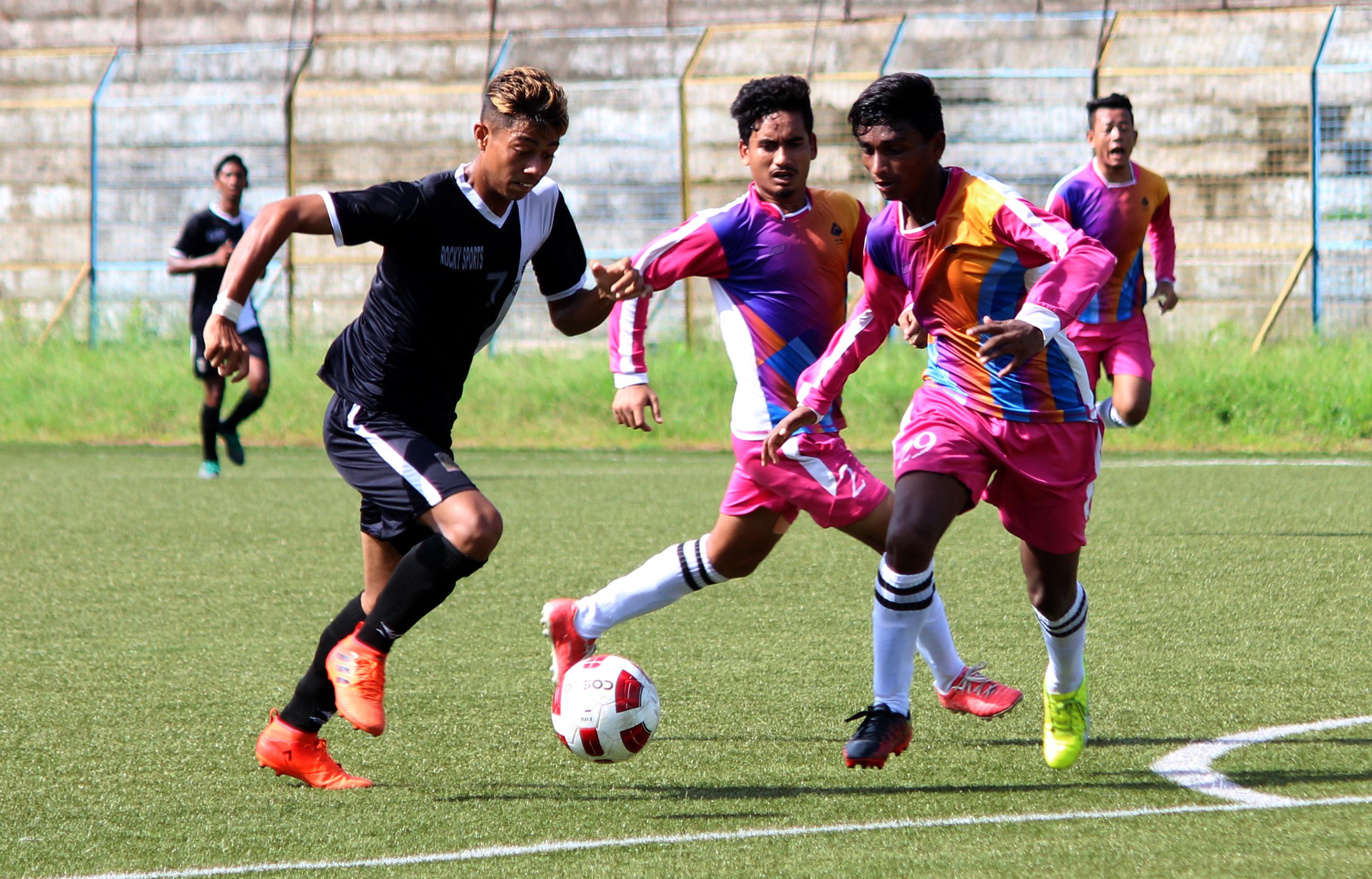 Mohammedan Sporting U-19 IFA Shield 2018