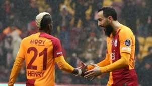 Henry Onyekuru Kostas Mitroglou Galatasaray 2242019