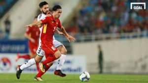 Việt Nam Afghanistan Vòng loại Asian Cup 2019