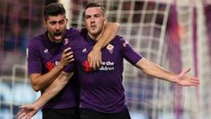 Benassi Veretout Fiorentina Roma Serie A