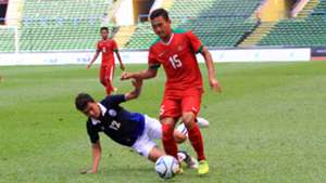 Ricky Fajrin - Indonesia & Kamboja