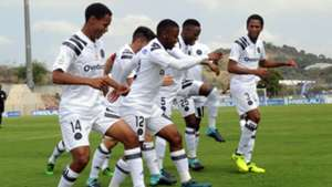 Orlando Pirates, Thabiso Kutumela and his team-mates