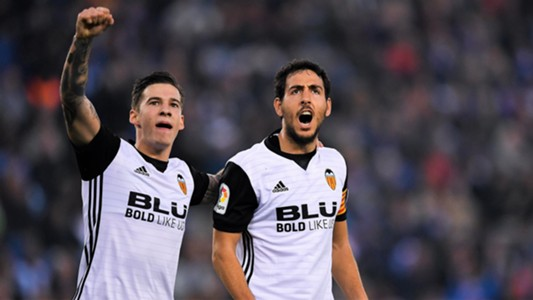 Santi Mina, Dani Parejo - Valencia