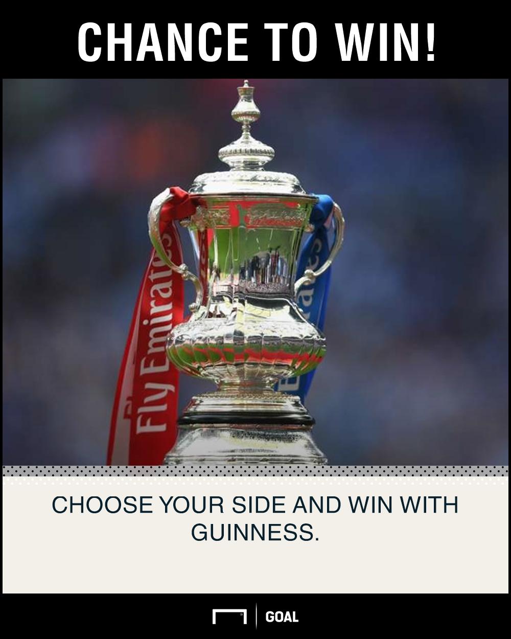 FA Cup promo
