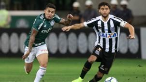 Dudu e Victor Ferraz - Palmeiras x Santos - 3/11/2018