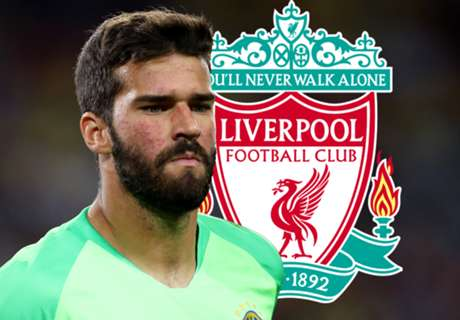 Liverpool open talks over £62m Alisson deal