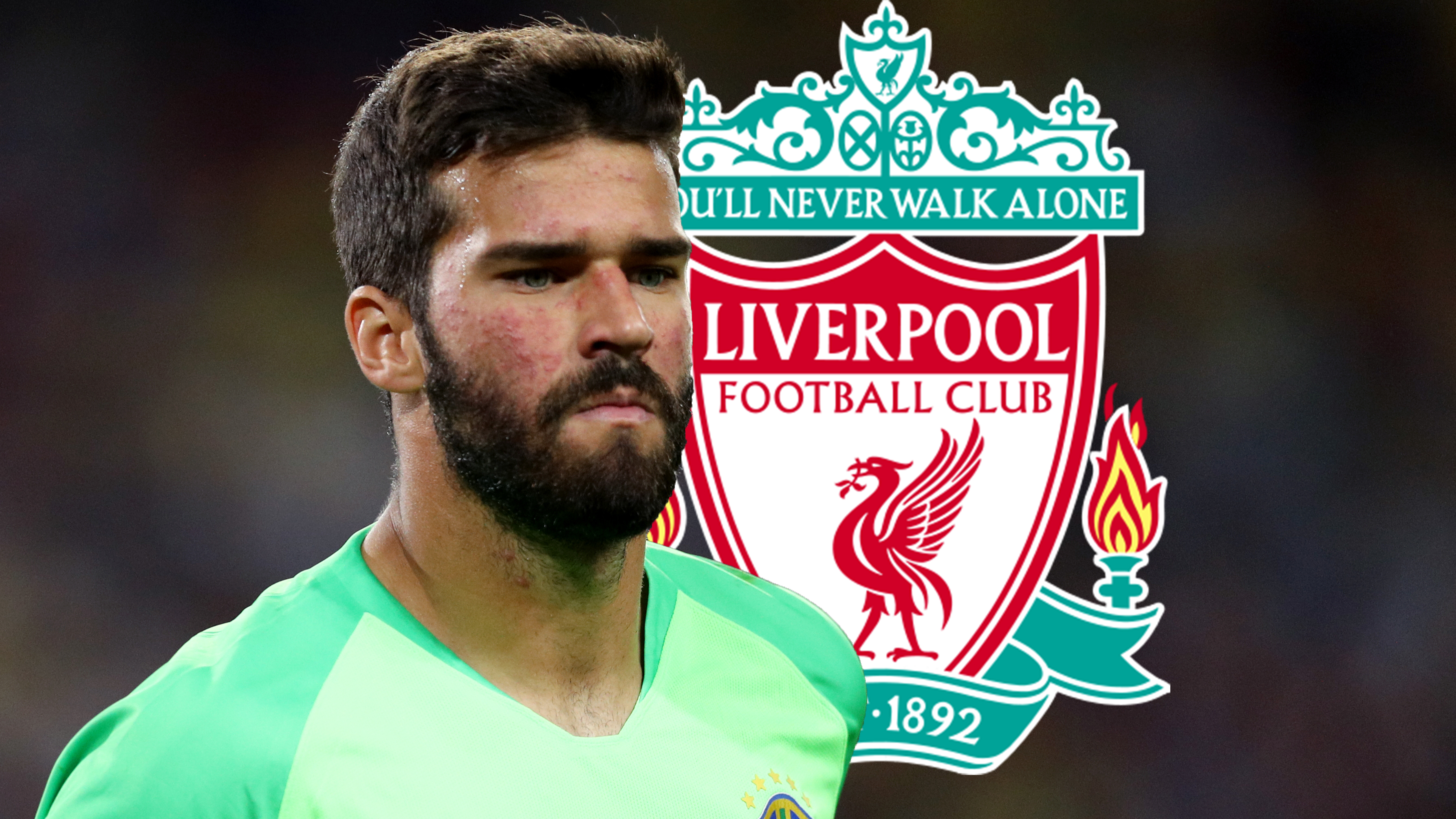 Alisson To Liverpool Reds Open Talks With Roma Over M Alisson Deal Goal Com