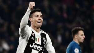 Cristiano Ronaldo Juventus Atletico Madrid 120319