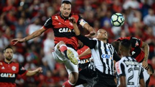 Rever David Braz Flamengo Santos Copa do Brasil 28062017
