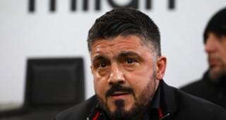 Gennaro Gattuso Milan Lazio Serie A