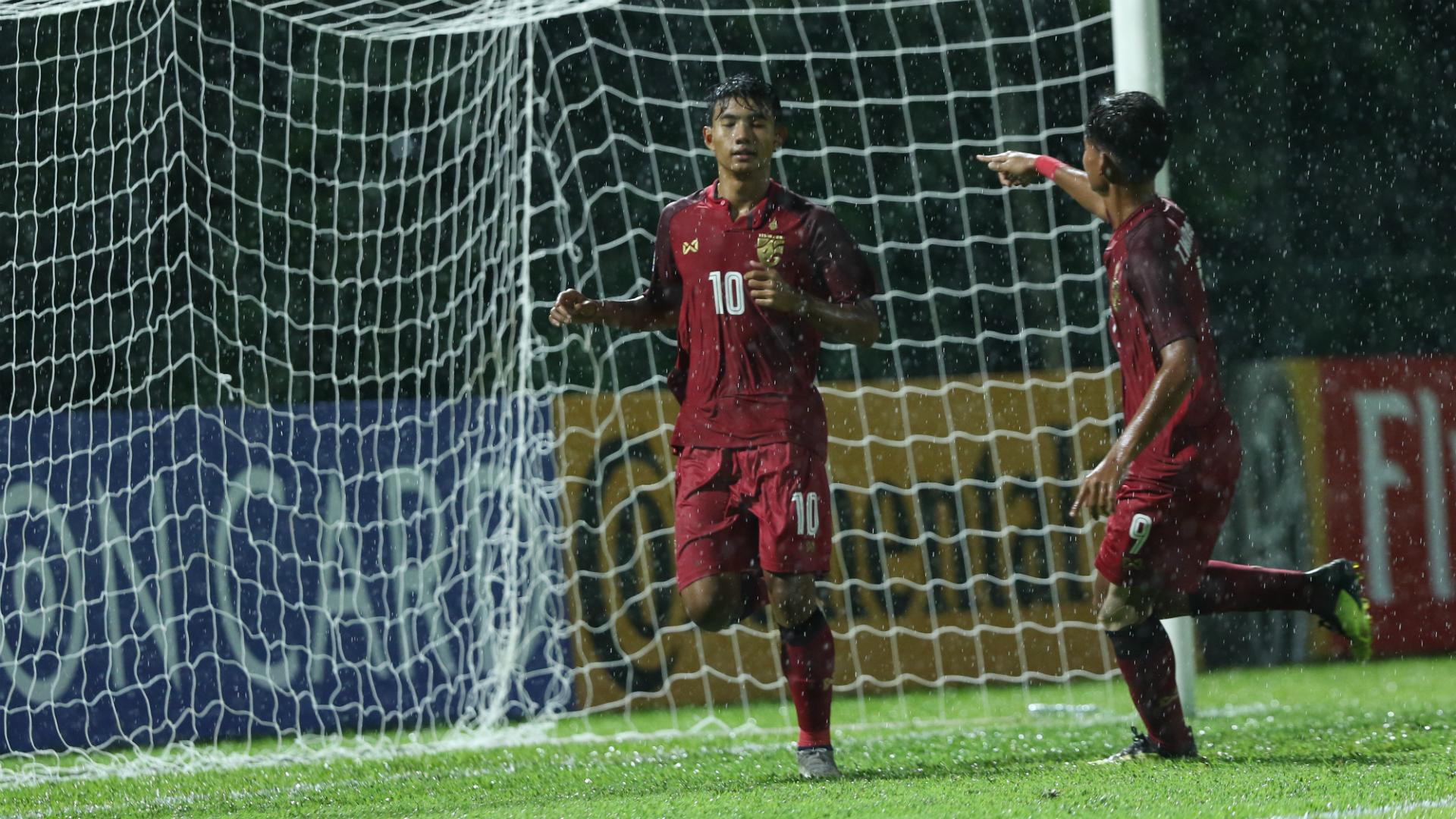 Mueanta Suphanat, Thailand, AFC U16 Championship