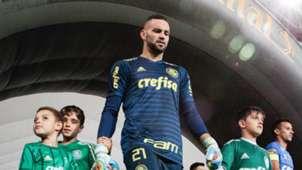 Weverton Palmeiras Cruzeiro Copa do Brasil 12092018