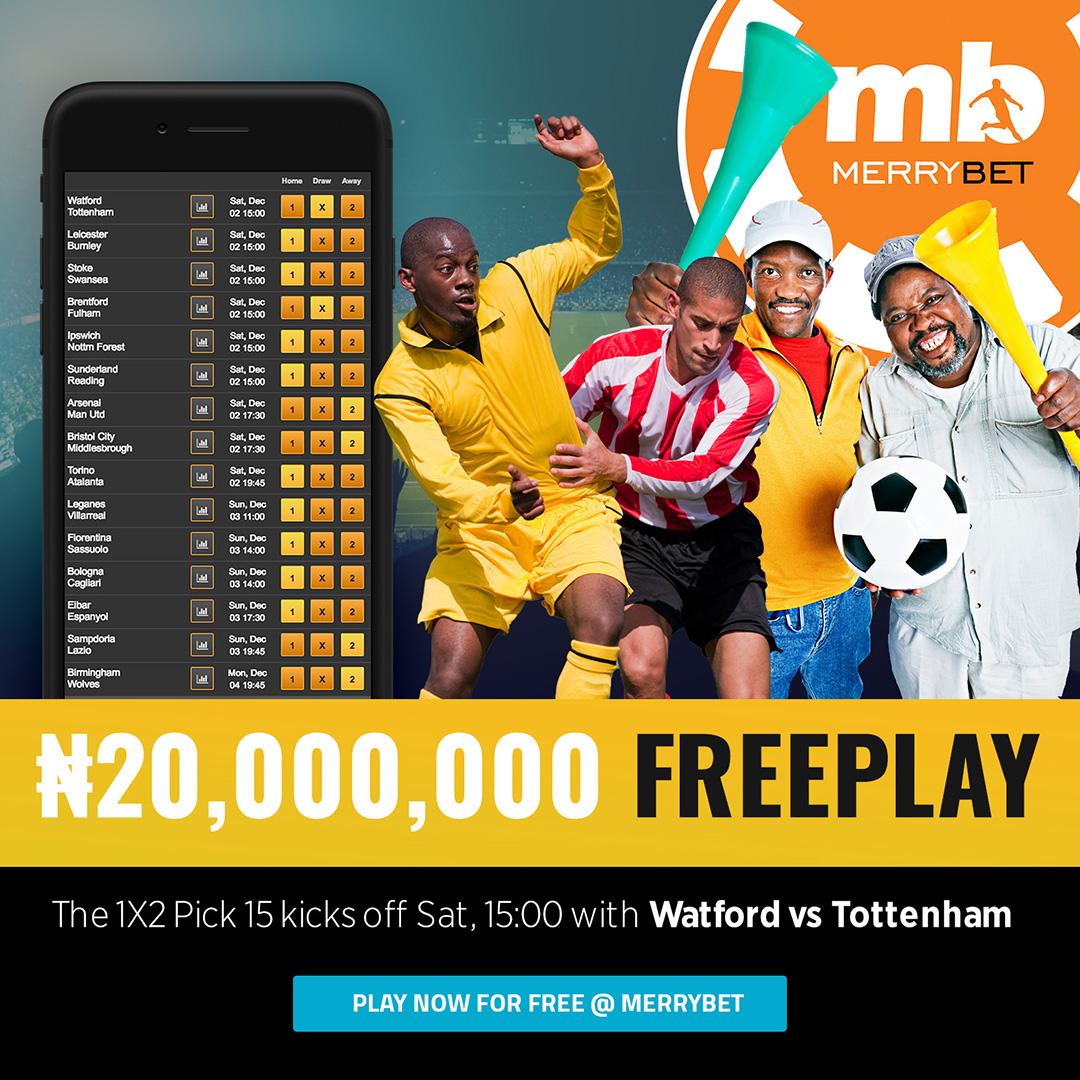 Nigeria Merrybet Free Play