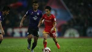 Faiz Nasir, Safawi Rasid, Selangor v Johor Darul Ta'zim, Super League, 1 Mar 2019