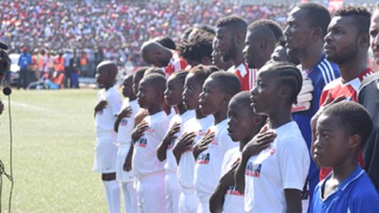 Monrovia Football Academy, Liberia vs Togo 2016 Afcon Qualifier