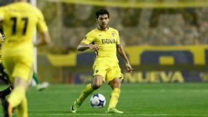 Lisandro Magallan Boca Chacarita Superliga Fecha 6