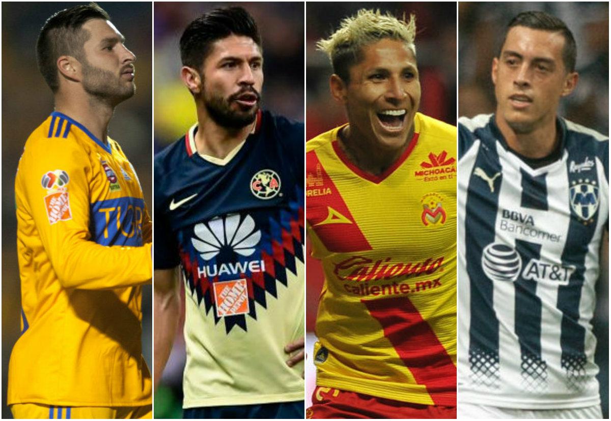 Así se jugarán las semifinales del Apertura 2017 — Liga MX