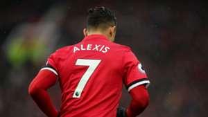 Alexis Sanchez Manchester United.