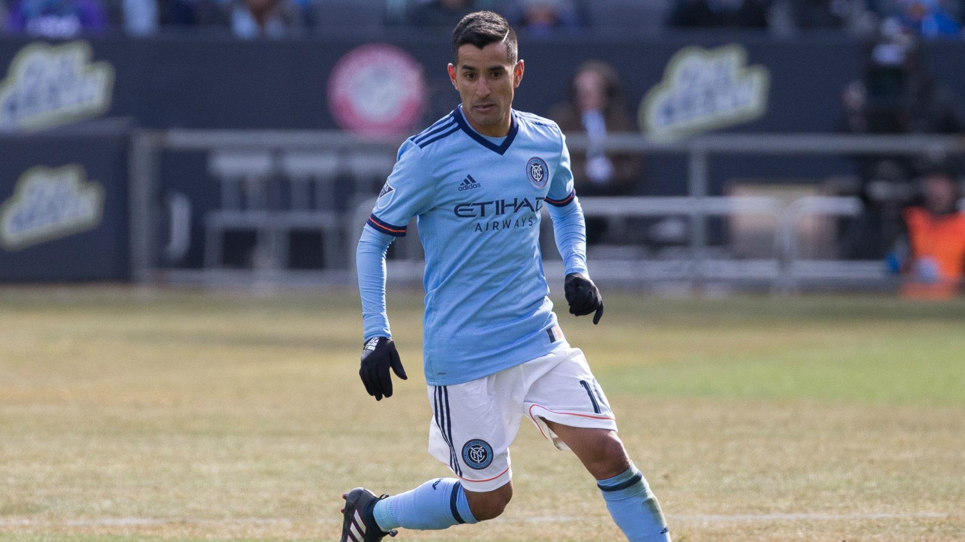 Maximiliano Moralez New York City FC