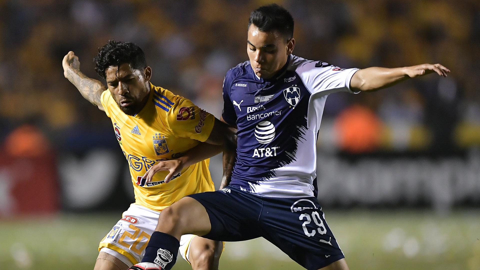 Javier Aquino Carlos Rodríguez Tigres Monterrey 230419