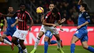 Lucas Paqueta Milan Empoli Serie A