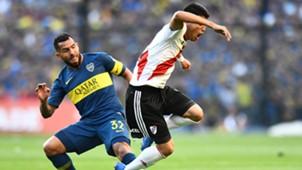 Tevez Boca River Plate
