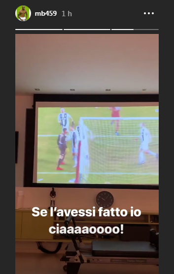Balotelli su Ronaldo vs Ichazo