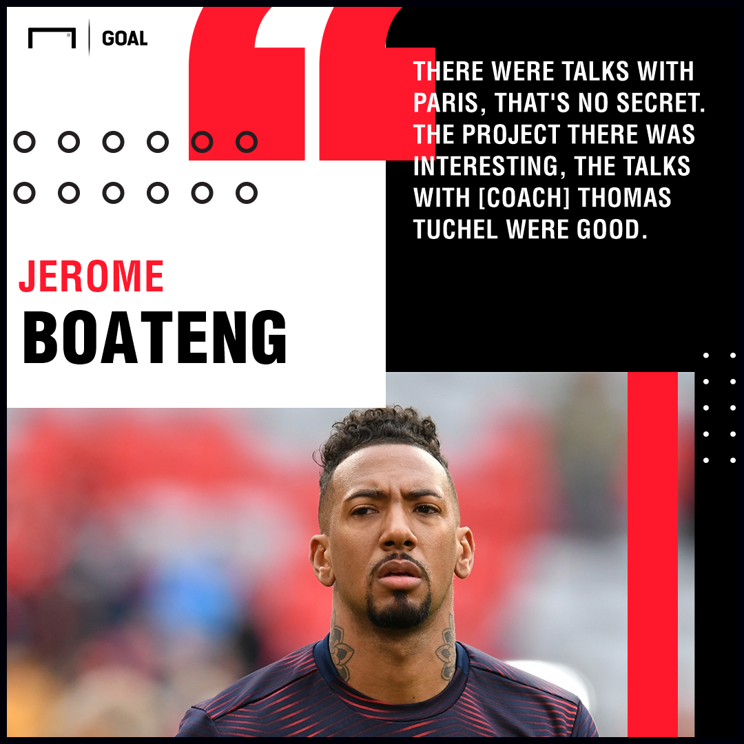 Jerome Boateng Lothat Matthaus PS