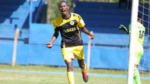 Sydney Ochieng of Tusker v KCB.