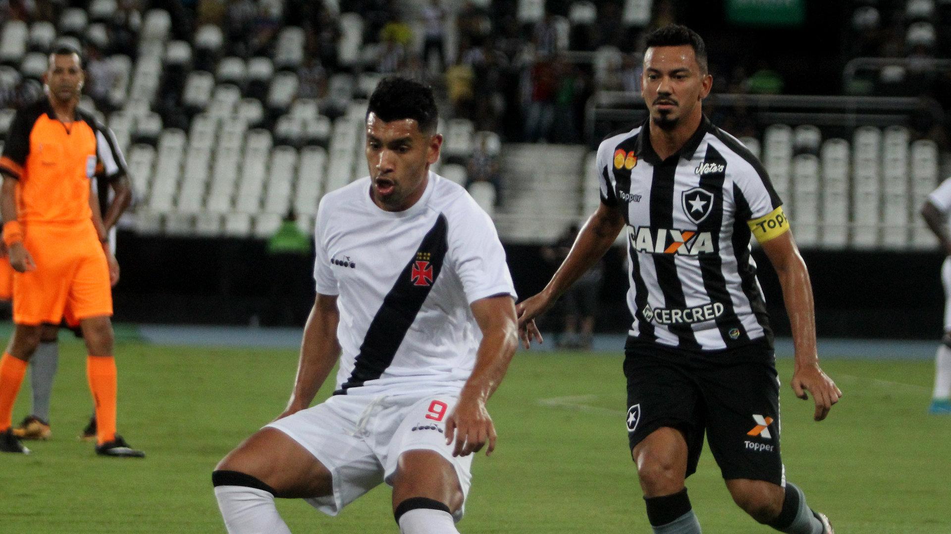 Andres Rios Rodrigo Lindoso Vasco Botafogo 21032018 Carioca Taca Rio